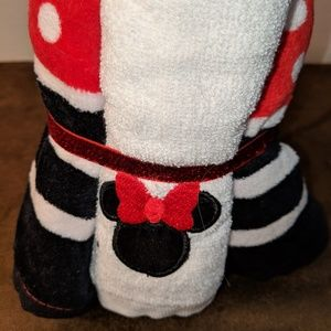 Other - Mickey and Minnie washclothes